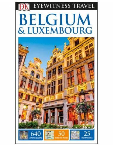 Belgium & Luxembourg DK Eyewitness...