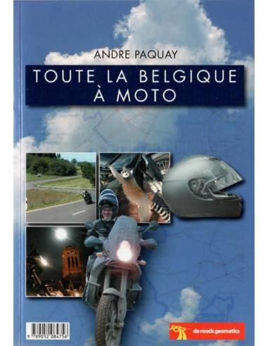 Belgium motoros útikönyv