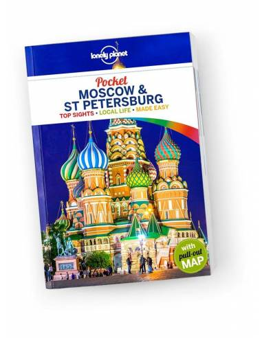 Moscow & St Petersburg pocket guide -...