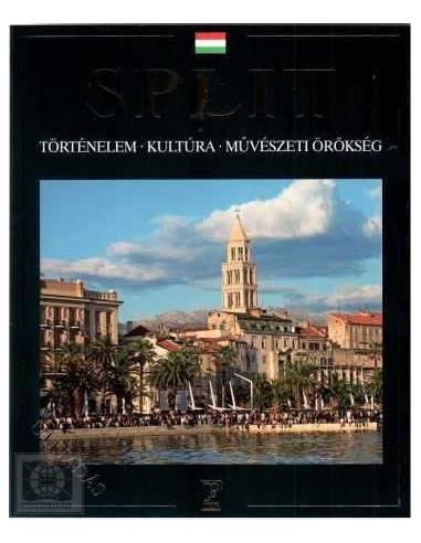 Split útikönyv A4