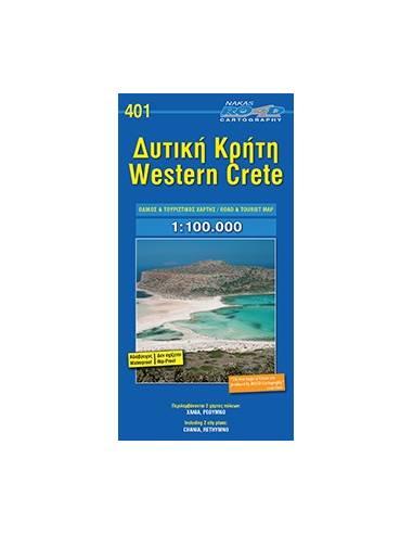 NR 401 Western Crete - Nyugat-Kréta...