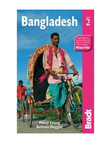 Bangladesh - Bradt útikönyv