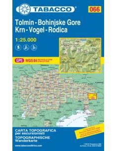TO 066 Tolmin - Bohinjske...