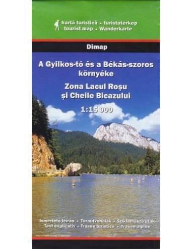 Gyilkos-tó és a Békás-szoros környéke...