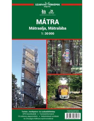 Mátra, Mátraalja, Mátralába...