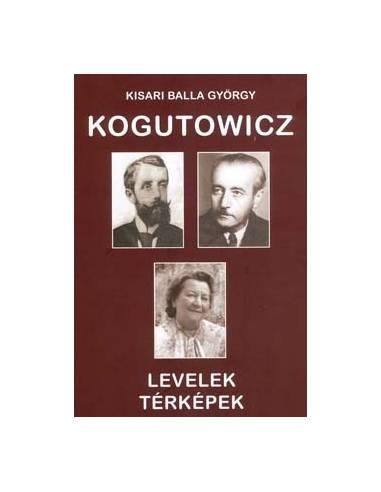 Kogutowicz levelek térképek