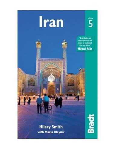 Iran - Irán - Bradt útikönyv