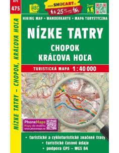 SHO 475 - Nízke Tatry -...