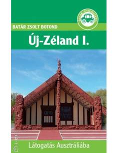Új-Zéland útikönyv