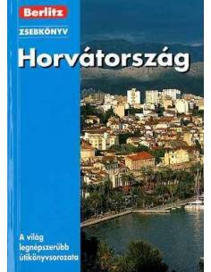 Horvátország zsebkönyv...