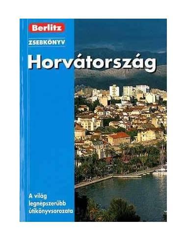 Horvátország zsebkönyv (Berlitz)