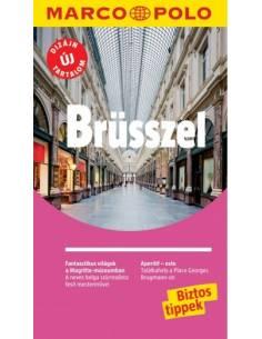 Brüsszel útikönyv -Marco...