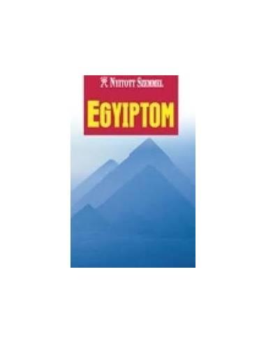 Egyiptom útikönyv Nyitott Szemmel