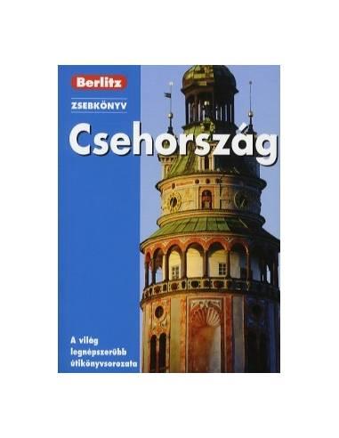 Csehország zsebkönyv - Berlitz