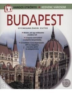 Budapest hangos útikönyv -...