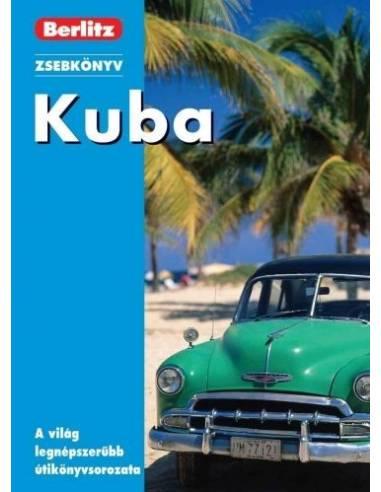 Kuba zsebkönyv (Berlitz)