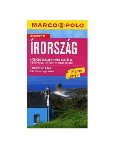 Írország útikönyv (Marco Polo)