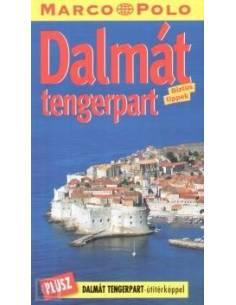 Dalmát tengerpart útikönyv...