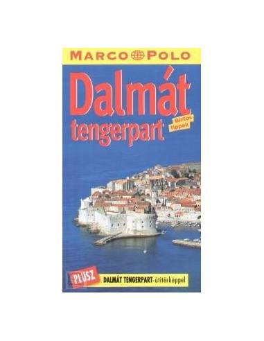 Dalmát tengerpart útikönyv (Marco Polo)