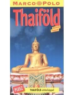 Thaiföld útikönyv (Marco Polo)
