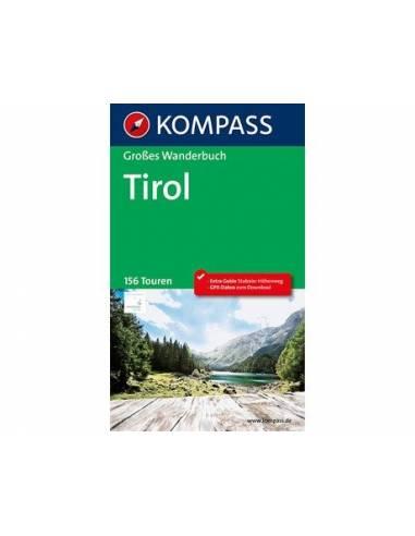 KK 1620 Tirol nagy túrakönyv - Tirol...