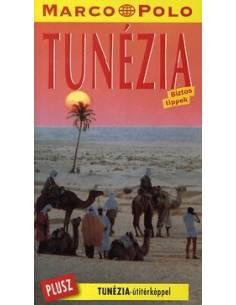 Tunézia útikönyv (Marco Polo)