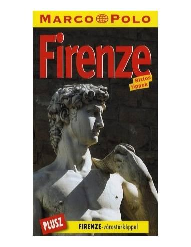 Firenze útikönyv (Marco Polo)