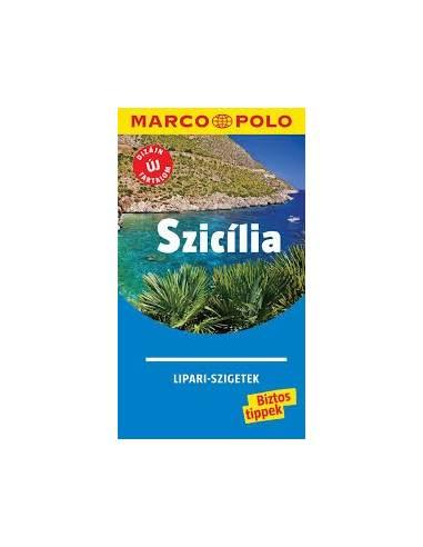 Szicília, Lipari szigetek útikönyv -...