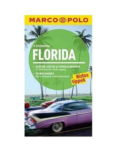 Florida útikönyv (Marco Polo)