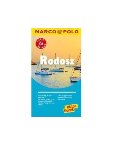 Rodosz útikönyv - MARCO POLO