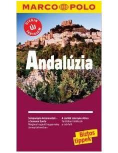 Andalúzia útikönyv (Marco...