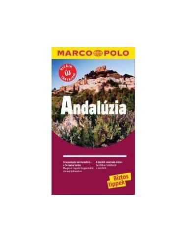 Andalúzia útikönyv (Marco Polo)