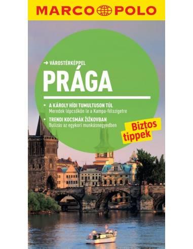 Prága útikönyv (Marco Polo)