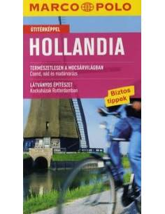 Hollandia útikönyv (Marco...