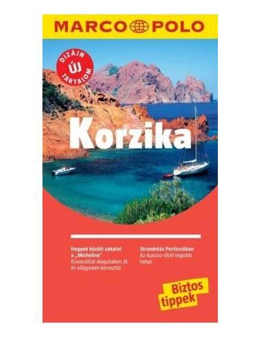 Korzika útikönyv (Marco Polo)