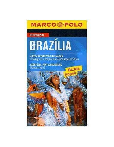Brazília útikönyv (Marco Polo)
