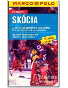Skócia útikönyv (Marco Polo)