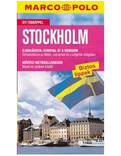 Stockholm útikönyv (Marco...