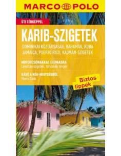 Karib-szigetek útikönyv...