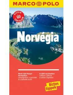 Norvégia útikönyv (Marco Polo)