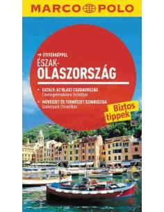 Észak-Olaszország útikönyv...