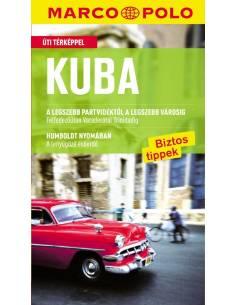 Kuba útikönyv (Marco Polo)