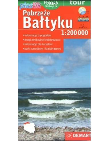 POBRZEZE BALTYKU - BALTI-TENGER...