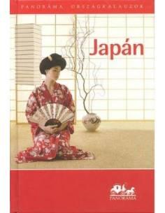 Japán útikönyv (Panoráma)