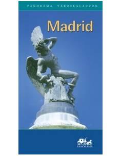 Madrid útikönyv (Panoráma)