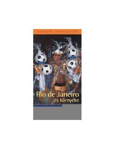 Rio De Janeiro és környéke útikönyv