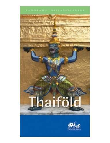 Thaiföld útikönyv (Panoráma)