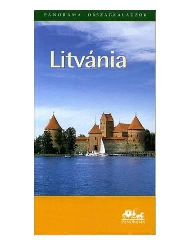 Litvánia útikönyv (Panoráma)