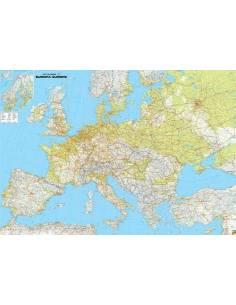 Európa falitérkép