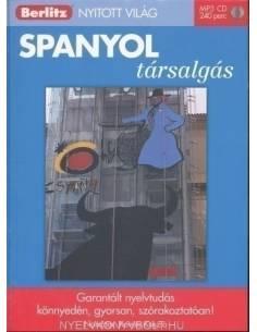 Spanyol társalgás -Berlitz...